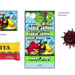 Kit Imprimible cumple Angry Birds Modelo 2 75