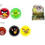 Kit Imprimible cumple Angry Birds Modelo 2 77