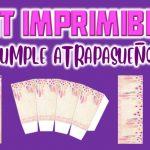 Kit Imprimible de Atrapasueños para Cumpleaños