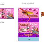 Kit Imprimible cumple Aviones girl 19