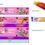 Kit Imprimible cumple Aviones girl 22