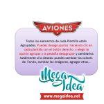 Kit Imprimible cumple Aviones nino 01
