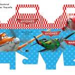Kit Imprimible cumple Aviones nino 09