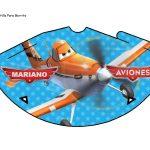 Kit Imprimible cumple Aviones nino 15
