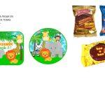 Kit Imprimible cumple animalitos de la selva 22
