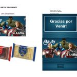 Kit Imprimible cumple avengers 04