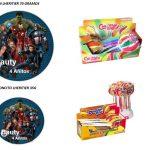 Kit Imprimible cumple avengers 06