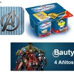 Kit Imprimible cumple avengers 21
