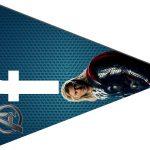 Kit Imprimible cumple avengers 30