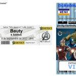 Kit Imprimible cumple avengers 58