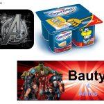 Kit Imprimible cumple avengers modelo 2 21