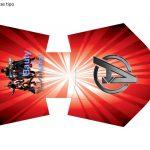 Kit Imprimible cumple avengers modelo 2 50