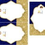 Kit Imprimible dorado comunion 01