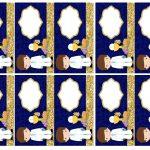 Kit Imprimible dorado comunion 07