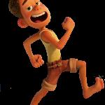 Luca Disney clipart