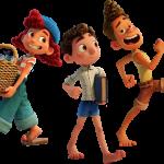 Luca Disney pelicula pixar