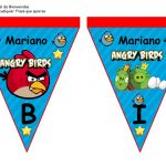 banderin Angry Birds Modelo 2 para cumple 01