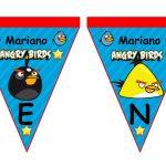 banderin Angry Birds Modelo 2 para cumple 02