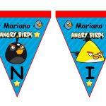 banderin Angry Birds Modelo 2 para cumple 04
