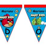 banderin Angry Birds Modelo 2 para cumple 05