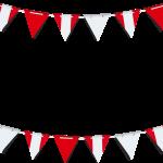 banderines peru fiestas