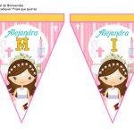 banderines primera comunion girl 02