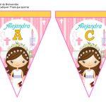 banderines primera comunion girl 06