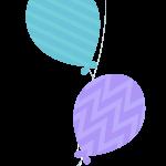 globos baby shower