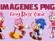imagenes png Amy Rose Sonic