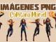 imagenes png Capitana Marvel