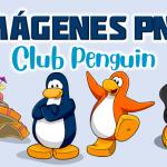 Imágenes PNG Club Penguin GRATIS con fondo transparente