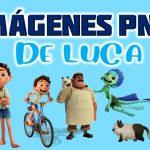 Imágenes PNG Luca la Película GRATIS con fondo transparente