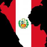 mapa peru fiestas patrias