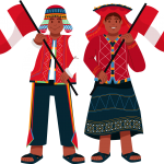 peruanos fiestas patrias