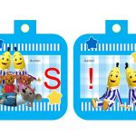 Banderines cumple Bananas en Pijamas 08