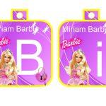 Banderines cumple Barbie 02
