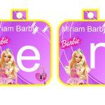 Banderines cumple Barbie 03