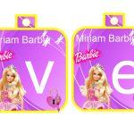 Banderines cumple Barbie 04