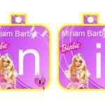 Banderines cumple Barbie 05