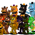 Five Nights at Freddys 60