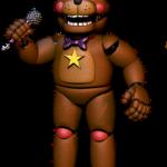 Freddy Rockstar Render