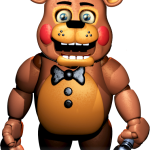 Freddy Rockstar Render02 degrado