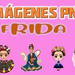 Imágenes PNG Frida GRATIS con fondo transparente