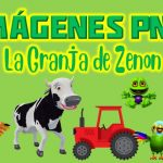 Imágenes PNG La Granja de Zenón GRATIS con fondo transparente