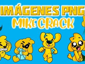 Imagenes de Mikecrack en PNG fondo Transparente