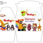 Kit Imprimible Cumple BabyTV 10