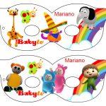 Kit Imprimible Cumple BabyTV 14