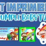 Kit Imprimible de BabyTV para Cumpleaños