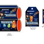 Kit Imprimible cumple Bajoterra 05