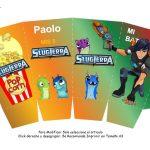 Kit Imprimible cumple Bajoterra 06